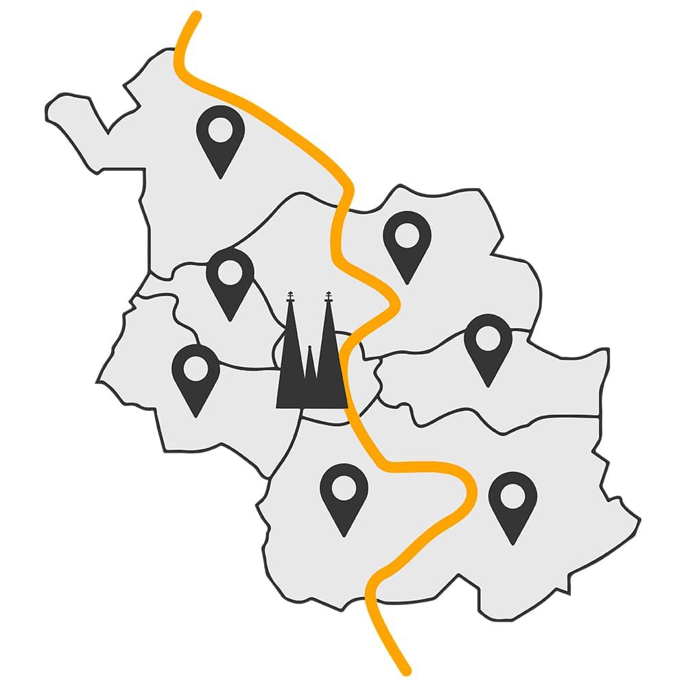 Entrümpelung in ganz Köln